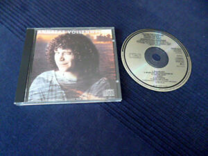 CD Andreas Vollenweider Behind The Gardens Behind Wall Under The Tree no BARCODE