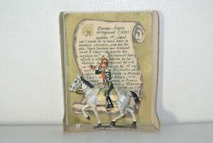 CBG Mignot - Soldier Lead - Trumpet Of Horses Light 1er Rgt 1812