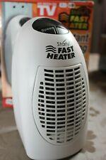 Mini Heizlüfter Starlyf® Fast Heater - 400 Watt  Mini-Heizung für die Steckdose