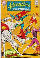 ADVENTURE COMICS#364 FN/VF 1968 DC SILVER AGE COMICS