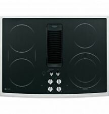 """Ge Profile 30"""" Electric Downdraft Cooktop -Pp989Snss"""