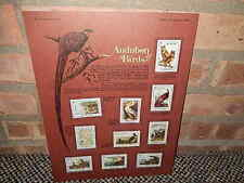 Birds of Audubon Postal Commemorative Society World Of Stamps Series,MNH