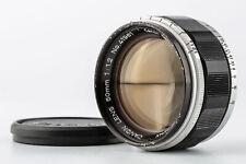Canon LTM 50mm 1,2 M39 screw  SHP 59040