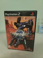 Armored Core 2 *No Manual* (Sony PlayStation 2, 2000)