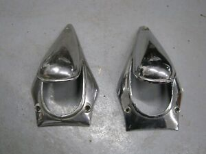 SIGNAL Park Lens Housing 1941 Plymouth Standard & Deluxe Early Models 866501