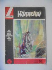 Winnetou Comic Nr.26 Lehning Verlag eingetütet & geboardet Zustand 3