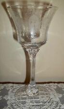 Heisey MINUET Cocktail Glass Elegant Depression