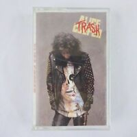 Alice Cooper Trash Cassette 1989 CBS Records