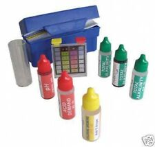 5-Way Pool Spa Hot Tub Chemical Chlorine, Bromine, pH Test Kit for Water