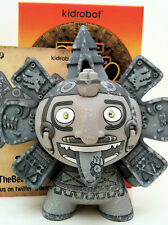 "DUNNY 3"" 2011 AZTECA 2 SERIES BEAST BROTHERS CALENDARIO GREY GRAY KIDROBOT 2/25"