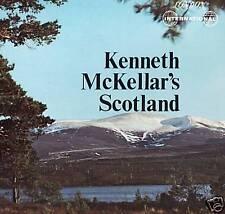 "KENNETH McKELLAR ""SCOTLAND"" LP 1967 london decca"