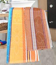 Designer Bath Towel - Pack Of 2 (Assorted Color & Design)