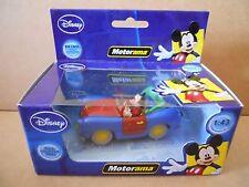 Auto Topolino Mickey Mouse Car 113 1:43 Motorama Die Cast [MV13]