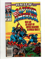 Mavel Comics What If...? 8 Issue Lot Marvel Comics FN to NM-