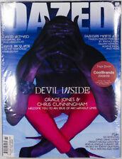 Grace Jones Ed Templeton Pure Evil Gillian Wearing  Dazed & Confused magazine UK