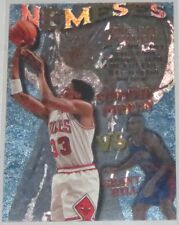 1995/96 Scottie Pippen/Grant Hill Topps Stadium Club Nemeses Insert Card #N6 NM