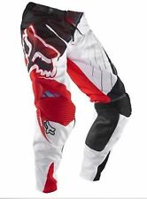 FOX 360 MOTOCROSS PANTS #28 NEW rrp$199 Honda Red Off road Motorcross MX dirt