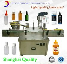 bottle sealing machine with feeder,automatic capping machine,CE