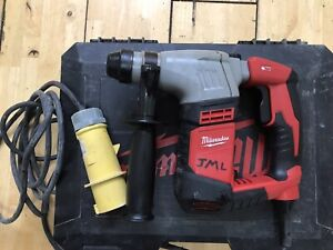 Milwaukee PLH 20 SDS Plus 2 Mode L Shape Hammer is a 2 mode drill