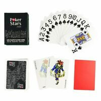 Pokers For Choosen And Plastic Playing Cards 2.48* 3.46inch Baccarat Poker Games