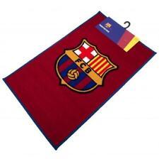 Barcelona FC Official Crested Bedroom Rug / Mat Size 80cm x 50cm Present Gift