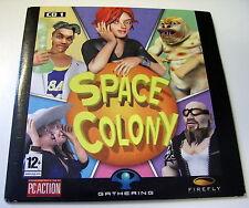 Space Colony - gioco PC genere: Strategico