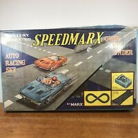 Speedmarx Over And Under Vintage Table Top Game Perfect Condition Complete