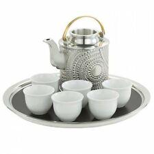 Royal Selangor Hand Finished 8515 Collection Pewter Tea Set Gift