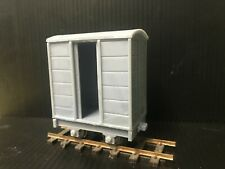 More details for gn15  box van kit with optional wheelset