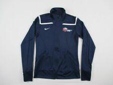 Liberty Flames Nike Jacket Women's Navy Dri-Fit New Small