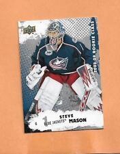 STEVE MASON  UPPER DECK ROOKIE CLASS 2008-09 CARD # 31