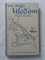Die Insel Usedom - Ein Heimatbuch von Hermann Heinz Wille, 1953