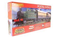 Hornby R1180 Postal Express OO Train Set - Brand New!