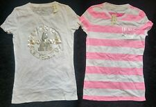 NWT Aeropostale Womens T-shirt lot of 2 Size Medium
