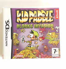Kid Paddle Blorks Invasion Nintendo DS