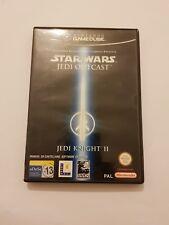 Star Wars Jedi OUTCAST JEDI KNIGHT II Nintendo Gamecube pal España y completo