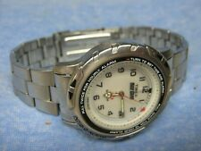 "Men's TIMEX ""Reef Gear"" Water Resistant Watch w/ Alarm, Indiglo & New Battery"