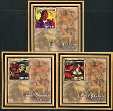 Stamps Africa Mosambik Block97 Postfrisch 2001 Kunstwerke