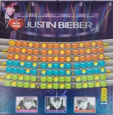 Justin Bieber Backstage Pass Board Game Replacement Board Only VGC