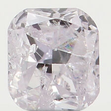 Natural Loose Diamond Cushion I1 Clarity Light Pink Color 2.60 MM 0.07 CT N7032