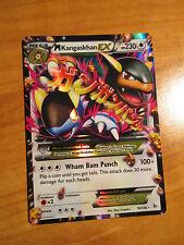 NM MEGA Pokemon M KANGASKHAN EX Card FLASHFIRE Set 79/106 XY X Y Ultra Rare TCG