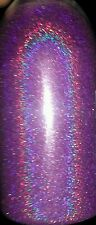Purple Holographic .004 True Ultra Fine Nail Glitter Art Dust Powder DIY Polish!