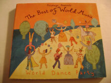 Putumayo presents The Best of World Music: World Dance Party (CD, 1994)