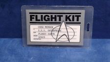 1987-1994  Star Trek The Next Generation Show Crew Flight Kit Badge Rare