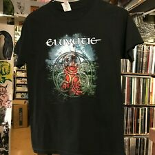 ELUVEITIE - Triskele T-shirt - Size S Small - Celtic Folk Metal