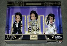 Tommy as Elvis Dolls Barbie Collector Edition