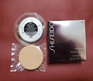 Shiseido The Makeup Powdery Foundation O60 Natural Deep Ochre Refill