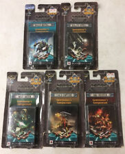Playstation 3 The Eye Of Judgement Set Of All 5 Decks For Card Game TCG CCG