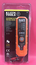Klein Tools Et40 Electronic Acdc Voltage Tester New Upc1836
