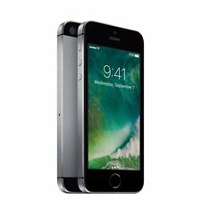 Brand New Straight Talk/Total Wireless Apple iPhone SE 32GB Prepaid, Space Gray